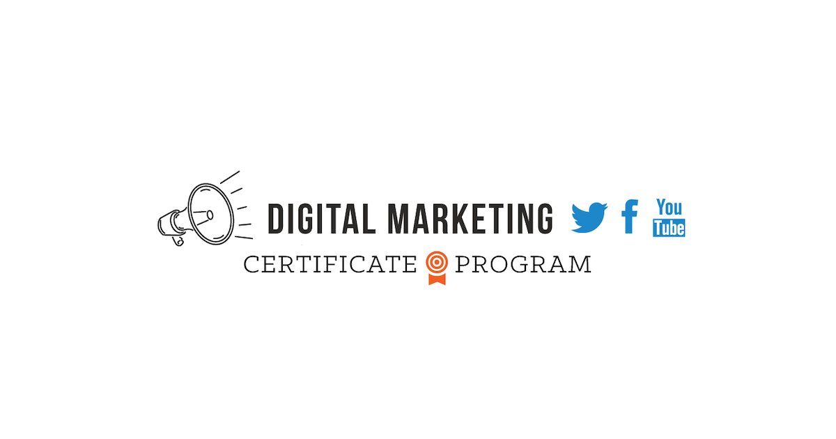 Digital Marketing Certificate Intensive Presented By Boulder